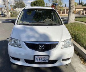 2003 MPV MAZDA, PRICE NEGOTIABLE IN GOOD RUNNING CONDITION REGISTRATION VALID UNTIL FEBRUARY 2021 - 149,000 MILES for Sale in Santa Clarita, CA