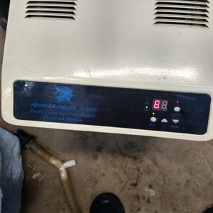 Fish Tank Chiller for Sale in Ontario, CA