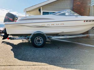 18' Maxum 1800XR $8000.00 for Sale in Puyallup, WA