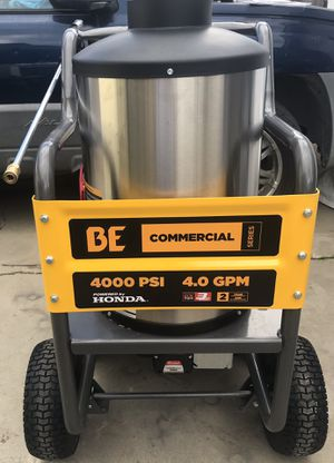 BE Commercial Hot Water Pressure Washer for Sale in Torrance, CA
