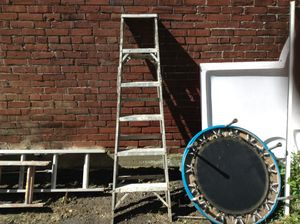 Aluminum ladders for Sale in Pittsburgh, PA