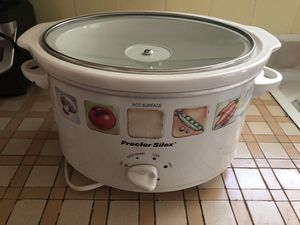 Crock pot need it gone today for Sale in Reedley, CA