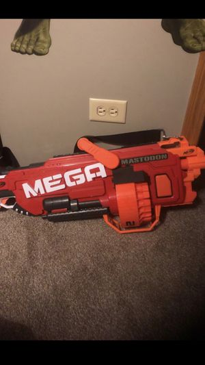 Nerf gun for Sale in Channahon, IL