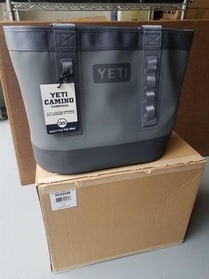Yeti Camino Carryall 35 in Storm Grey for Sale in Seattle, WA