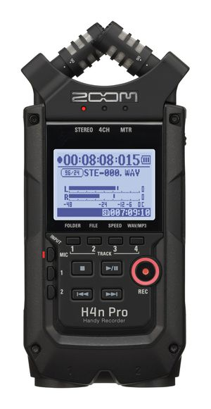 Zoom H4n Pro digital handy recorder for Sale in Cambridge, MA