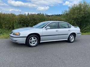 2002 Chevrolet Impala for Sale in Olympia, WA