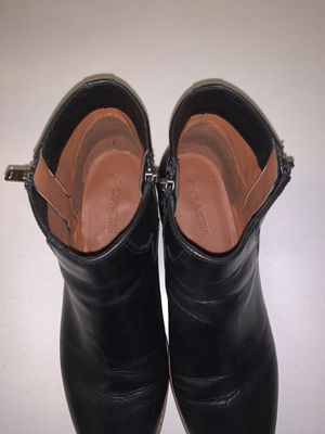 Ladies Coach ankle boots, Size 10 for Sale in Alexandria, VA