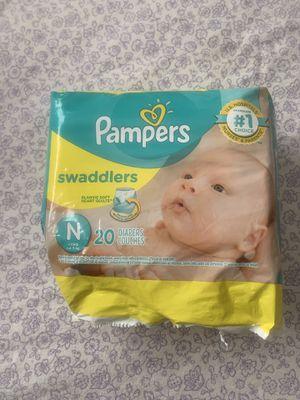 Pamper newborn for Sale in El Cajon, CA