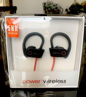 Power Wireless Earphones for Sale in Corona, CA