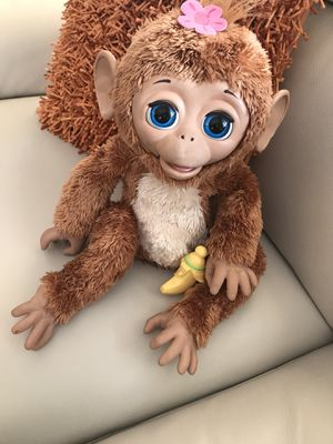 FurReal Friends Cuddles My Giggly Monkey for Sale in Hialeah, FL