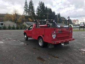 Ford f450 service truck 7.3 diesel for Sale in Winlock, WA
