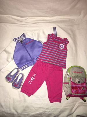 American Girl Doll Innerstar University Outfit and Backpack for Sale in Hillsboro, OR