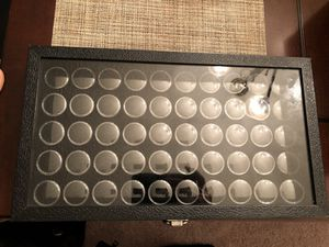 Coin collection box for quarters for Sale in Portland, OR