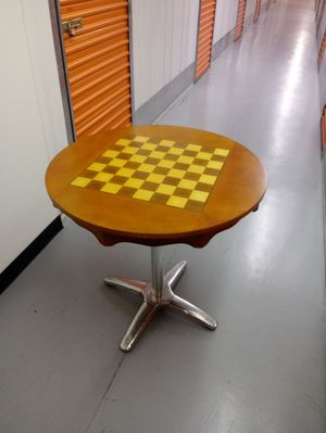Chess table - board game for Sale in Lakeland, FL
