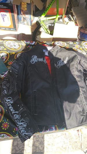 Motorcycle jacket for Sale in Chandler, AZ
