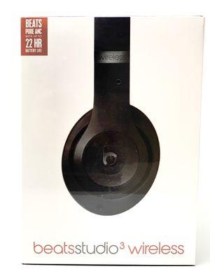Beats Studio 3 Wireless (Black) New for Sale in St. Cloud, FL