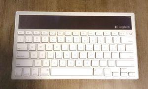 Solar Logitech K760 Bluetooth Keyboard for Sale in Tacoma, WA