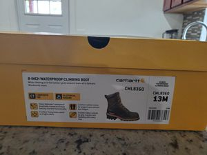 brand new carhart work boots size 13 for Sale in Baltimore, MD