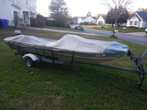 14 foot John boat for Sale in Suffolk, VA