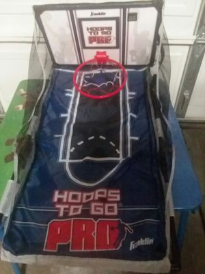 Digital scoring hanging basketball hoop for Sale in Temecula, CA