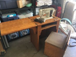 Vintage sewing machine for Sale in Torrance, CA
