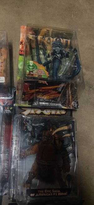 Spawn action figures lot for Sale in Escondido, CA