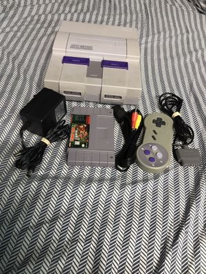 Super Nintendo donkey Kong country for Sale in Coral Gables, FL