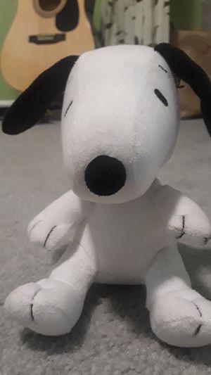 Stuffed animal snoopy for Sale in Kirkland, WA