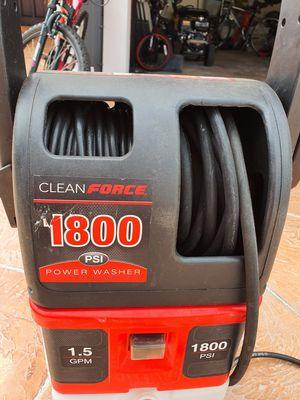 Pressure washer 1800 PSI for Sale in Miami, FL