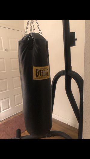 Everlast Punching Bag for Sale in Las Vegas, NV
