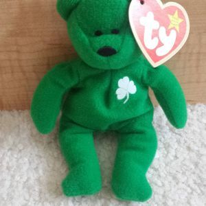 TY McDonalds Teenie Beanie Baby Mini ERIN the Bear for Sale in St. Petersburg, FL