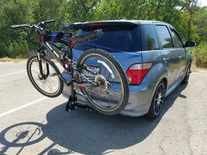 Mountain bike & hitch rack carrier for Sale in Arlington, TX