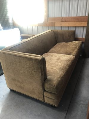 Gold/Brown Couch for Sale in Bend, OR