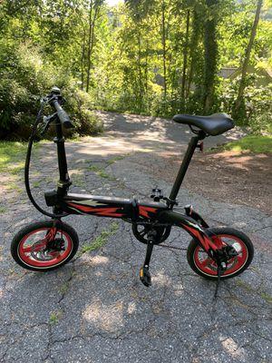 E-bike (Snap-On) for Sale in Shattuckville, MA