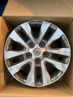 Stock 20inch Toyota Tundra rims for Sale in Rancho Palos Verdes, CA