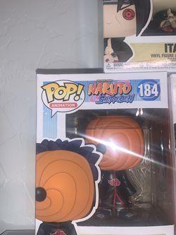 Tobi Funko Pop (naruto) for Sale in Glendale,  AZ