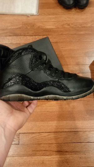 Jordans ovo 10 size 10.5 for Sale in Cleveland, OH