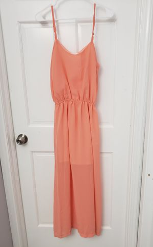 Maxi dress for Sale in Trout Valley, IL