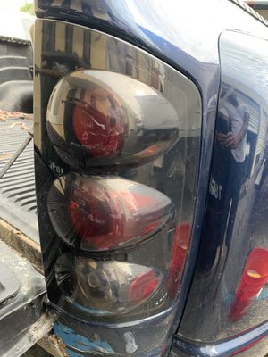 Dodge ram tail lights 03- 08 for Sale in Hialeah, FL