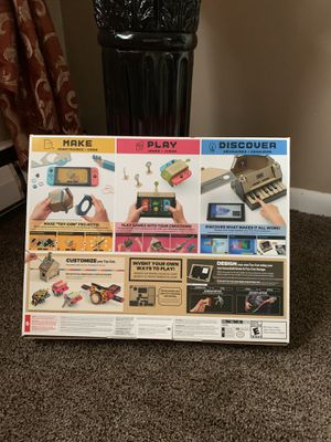 Nintendo Switch Labo for Sale in Stratford, CT