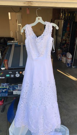Wedding dress (David's Bridal) for Sale in Whittier, CA