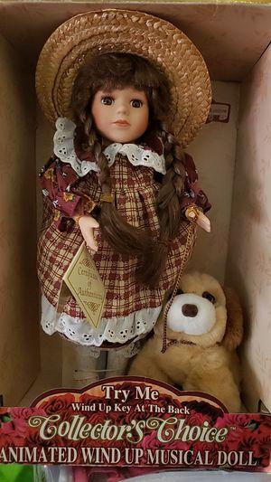 Animated musical doll for Sale in Stockbridge, GA