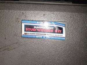 Motor guard Corporation stud welder kit for Sale in Leavenworth, KS