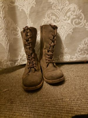 All Saints Combat boots size 36 for Sale in Tacoma, WA