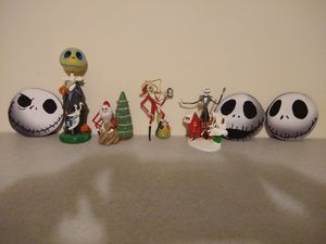 Nightmare Before Christmas Ornaments for Sale in Heritage Creek, KY