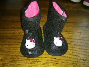 Baby girl Hello Kitty boot sz 9-12 for Sale in Murfreesboro, TN