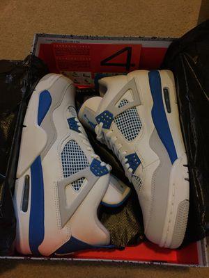 Jordan 4 size 10 for Sale in Seattle, WA