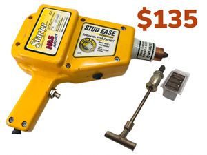 H&s auto shot stud welder starter kit uni-4551 for Sale in The Bronx, NY