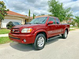 Beautiful 2003 Toyota Tundra 4DWheelssssClean! for Sale in Peoria, IL