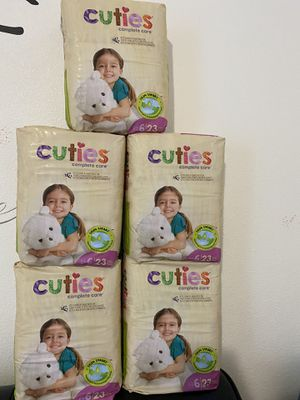 Diapers size 6 for Sale in Portland, OR